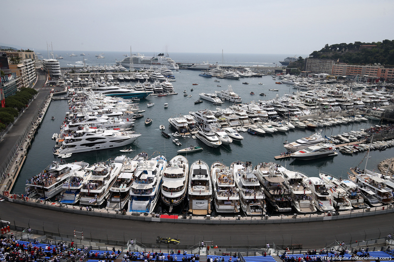 GP MONACO, 25.05.2019 - Prove Libere 3, Nico Hulkenberg (GER) Renault Sport F1 Team RS19
