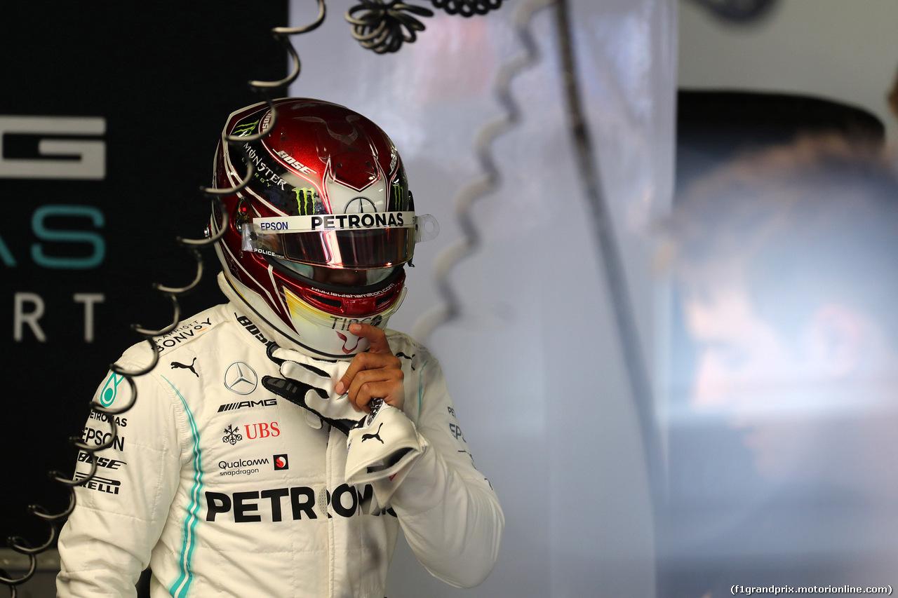 GP MONACO, 25.05.2019 - Prove Libere 3, Lewis Hamilton (GBR) Mercedes AMG F1 W10