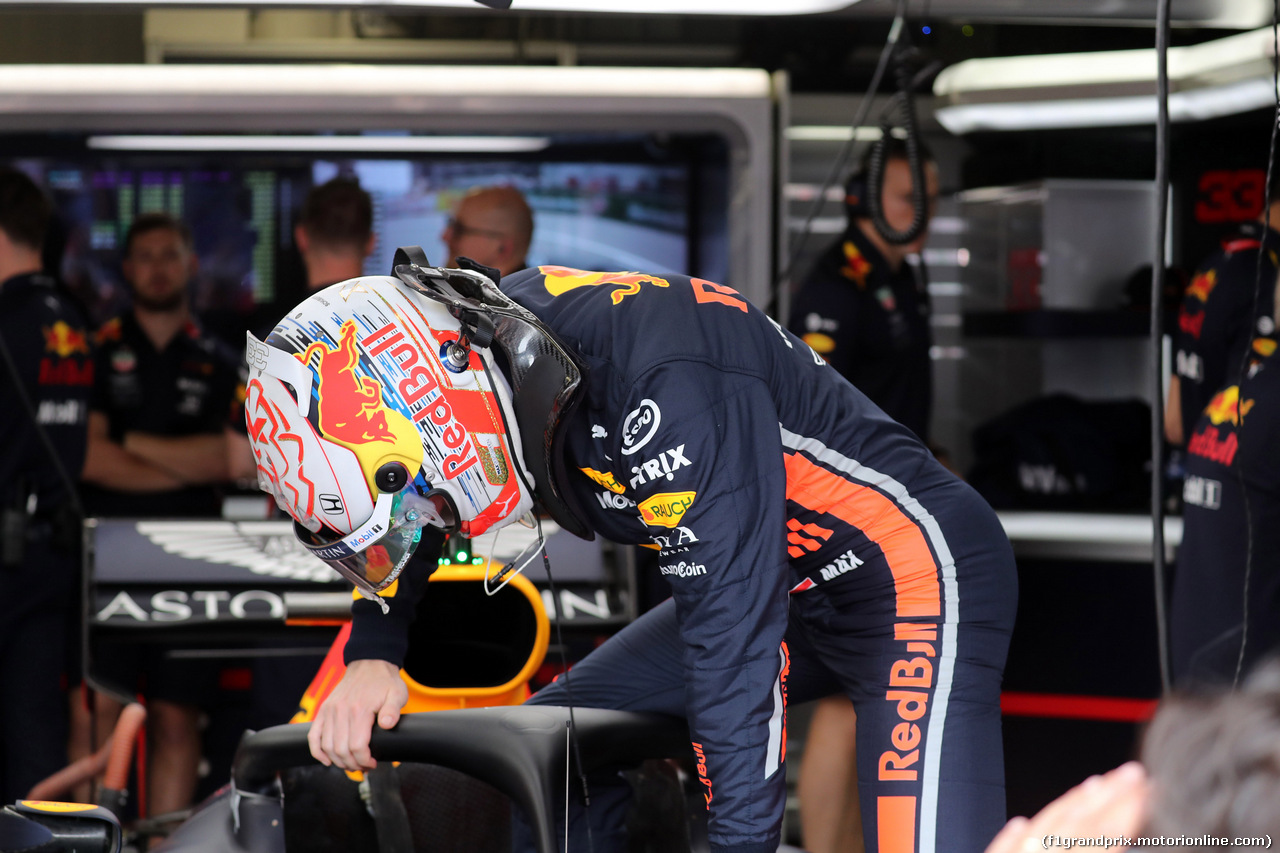 GP MONACO, 25.05.2019 - Prove Libere 3, Max Verstappen (NED) Red Bull Racing RB15