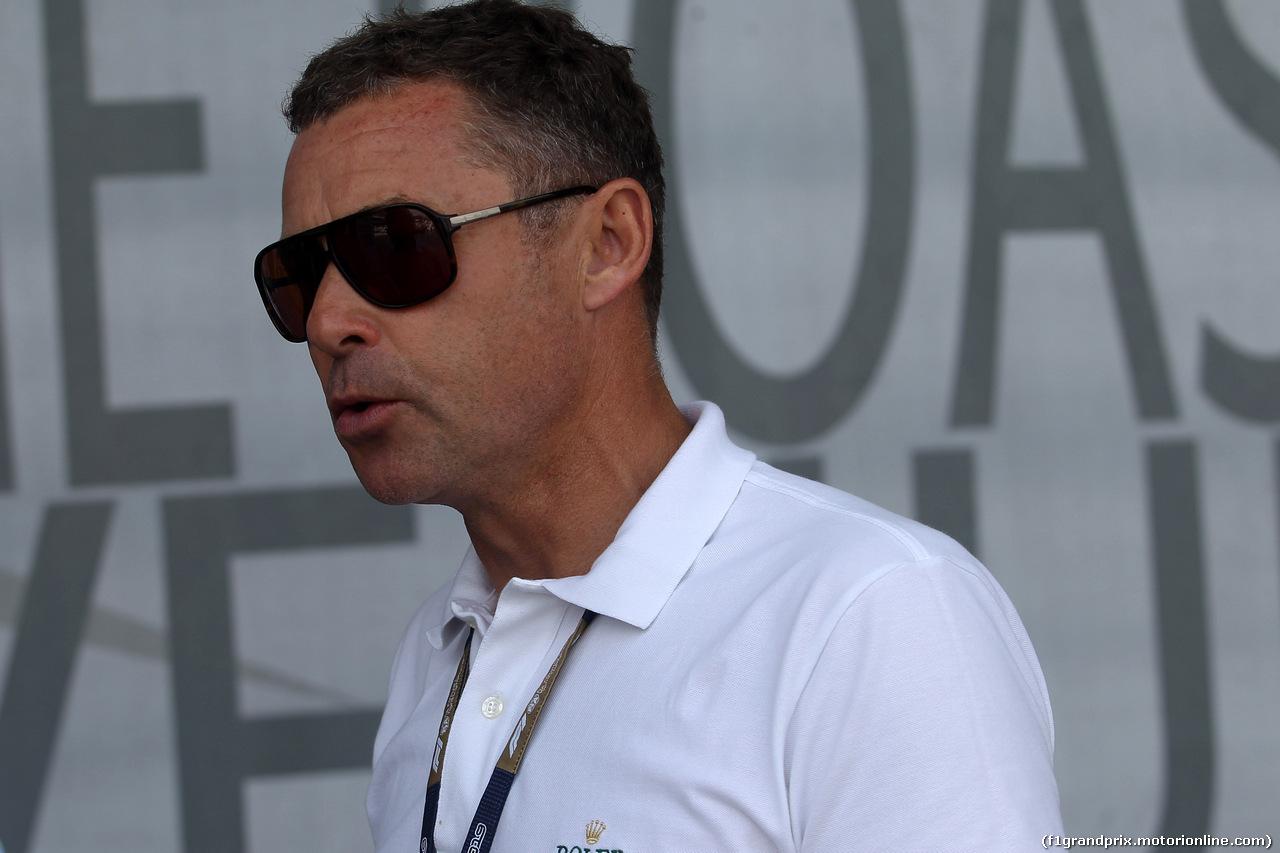 GP MONACO, 25.05.2019 - Qualifiche, Tom Kristensen (DAN)