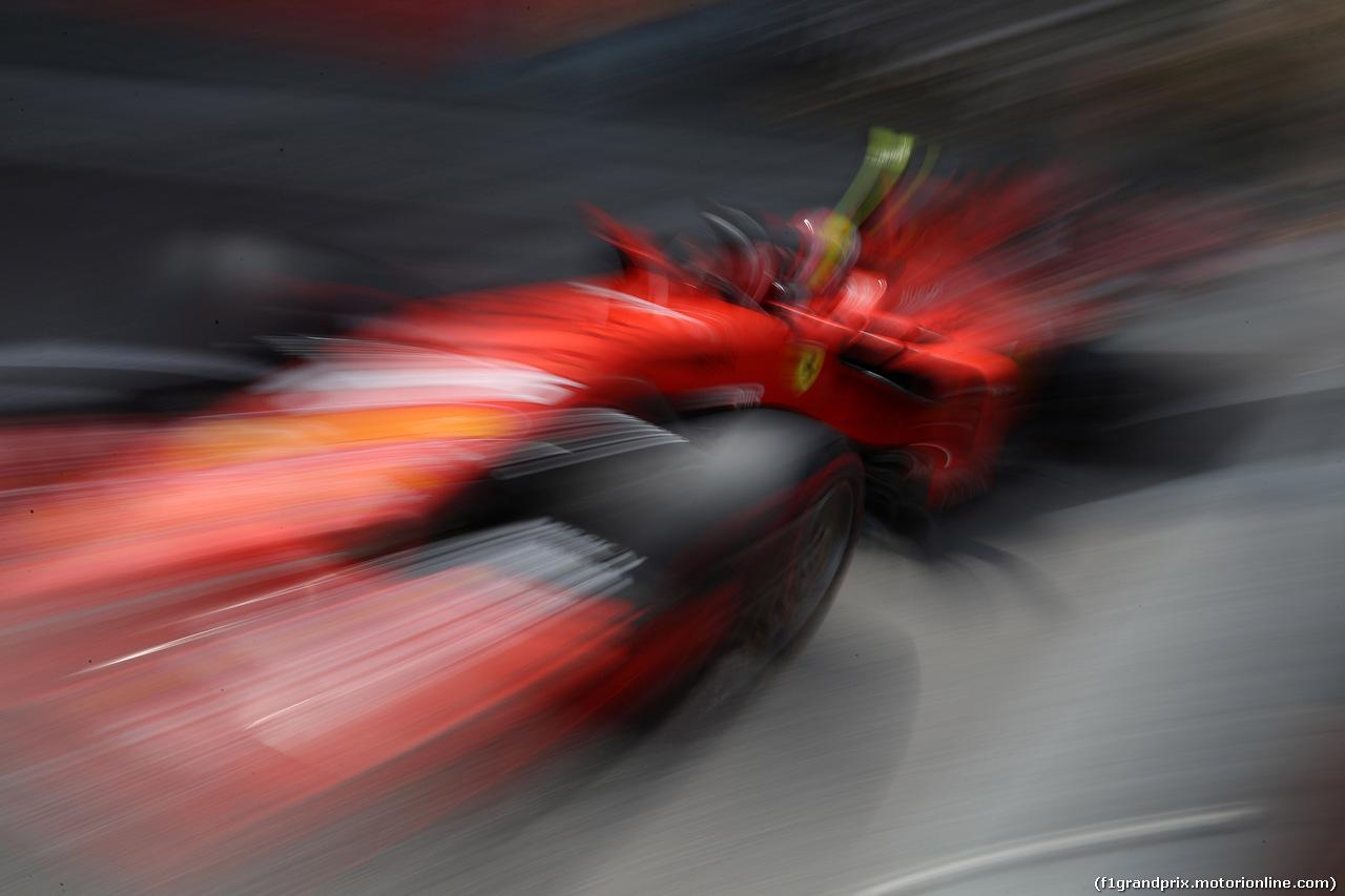 GP MONACO, 25.05.2019 - Qualifiche, Charles Leclerc (MON) Ferrari SF90