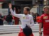 GP MONACO, 25.05.2019 - Free Practice 3, Sebastian Vettel (GER) Ferrari SF90 with Antti Kontsas (FIN) Sebastian Vettel Personal Trainer