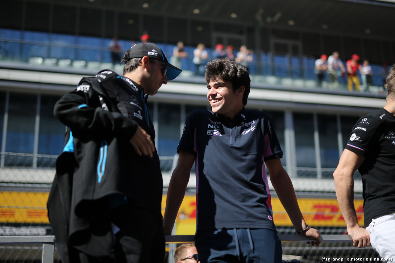 GP RUSSIA, 29.09.2019- Gara, Lance Stroll (CDN) Racing Point F1 RP19
