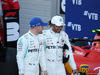 GP RUSSIA, 29.09.2019- Festeggiamenti in parc fermee, winner Lewis Hamilton (GBR) Mercedes AMG F1 W10 EQ Power e Valtteri Bottas (FIN) Mercedes AMG F1 W10 EQ Power