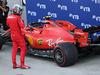 GP RUSSIA, 29.09.2019- Festeggiamenti in parc fermee, Charles Leclerc (MON) Ferrari SF90