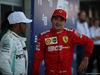 GP RUSSIA, 29.09.2019- Festeggiamenti in parc fermee,  3rd place Charles Leclerc (MON) Ferrari SF90