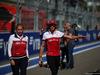 GP RUSSIA, 29.09.2019- driver parade, Antonio Giovinazzi (ITA) Alfa Romeo Racing C38