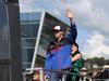 GP RUSSIA, 29.09.2019- driver parade, Daniil Kvyat (RUS) Scuderia Toro Rosso STR14