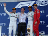 GP RUSSIA, 29.09.2019- Podium, winner Lewis Hamilton (GBR) Mercedes AMG F1 W10 EQ Power, 2nd place Valtteri Bottas (FIN) Mercedes AMG F1 W10 EQ Power, 3rd place Charles Leclerc (MON) Ferrari SF90