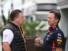 GP RUSSIA, 28.09.2019- Zak Brown (USA) McLaren Executive Director e Christian Horner (GBR), Red Bull Racing, Sporting Director