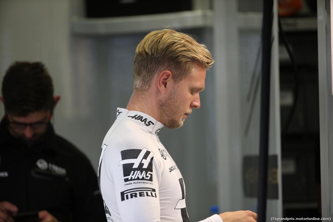 GP RUSSIA, 27.09.2019- Free practice 2, Kevin Magnussen (DEN) Haas F1 Team VF-19