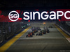 GP SINGAPORE, 22.09.2019 - Gara, Start of the race