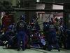 GP SINGAPORE, 22.09.2019 - Gara, Pit stop, Daniil Kvyat (RUS) Scuderia Toro Rosso STR14