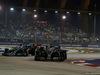 GP SINGAPORE, 22.09.2019 - Gara, Valtteri Bottas (FIN) Mercedes AMG F1 W010 e Lewis Hamilton (GBR) Mercedes AMG F1 W10