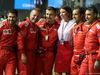 GP SINGAPORE, 22.09.2019 - Gara, Federica Masolin (ITA) Sky e Ferrari meccanici
