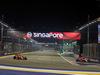 GP SINGAPORE, 22.09.2019 - Gara, Sebastian Vettel (GER) Ferrari SF90 e Charles Leclerc (MON) Ferrari SF90