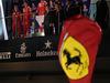 GP SINGAPORE, 22.09.2019 - Gara, 1st place Sebastian Vettel (GER) Ferrari SF90, 2nd place Charles Leclerc (MON) Ferrari SF90 e 3rd place Max Verstappen (NED) Red Bull Racing RB15