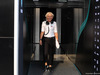 GP SINGAPORE, 21.09.2019 - Free Practice 3, Angela Cullen (NZL) Mercedes AMG F1 Physiotherapist of Lewis Hamilton (GBR)