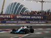 GP SINGAPORE, 21.09.2019 - Free Practice 3, Robert Kubica (POL) Williams Racing FW42