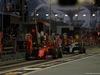 GP SINGAPORE, 21.09.2019 - Free Practice 3, Charles Leclerc (MON) Ferrari SF90 e Valtteri Bottas (FIN) Mercedes AMG F1 W010
