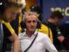 GP SINGAPORE, 21.09.2019 - Free Practice 3, Alain Prost (FRA) Renault Sport F1 Team Special Advisor