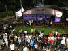 GP SINGAPORE, 21.09.2019 - Qualifiche, Valtteri Bottas (FIN) Mercedes AMG F1 W010 e Daniel Ricciardo (AUS) Renault Sport F1 Team RS19