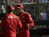 GP SINGAPORE, 21.09.2019 - Qualifiche, 3rd place Sebastian Vettel (GER) Ferrari SF90 e Charles Leclerc (MON) Ferrari SF90 pole position