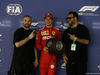 GP SINGAPORE, 21.09.2019 - Qualifiche, Charles Leclerc (MON) Ferrari SF90 pole position
