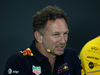 GP SINGAPORE, 20.09.2019 - Conferenza Stampa, Christian Horner (GBR), Red Bull Racing Team Principal