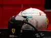 GP SINGAPORE, 20.09.2019 - Free Practice 2, The helmet of Sebastian Vettel (GER) Ferrari SF90
