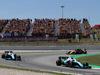 GP SPAGNA, 12.05.2019 - Gara, Robert Kubica (POL) Williams Racing FW42 davanti a George Russell (GBR) Williams Racing FW42