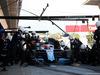 GP SPAGNA, 12.05.2019 - Gara, Pit stop, Robert Kubica (POL) Williams Racing FW42