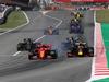 GP SPAGNA, 12.05.2019 - Gara, Charles Leclerc (MON) Ferrari SF90 e Pierre Gasly (FRA) Red Bull Racing RB15