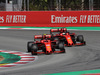 GP SPAGNA, 12.05.2019 - Gara, Charles Leclerc (MON) Ferrari SF90 e Sebastian Vettel (GER) Ferrari SF90