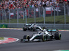 GP UNGHERIA, 04.08.2019 - Gara, Valtteri Bottas (FIN) Mercedes AMG F1 W010 davanti a Lewis Hamilton (GBR) Mercedes AMG F1 W10