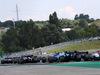 GP UNGHERIA, 04.08.2019 - Gara, Start of the race, George Russell (GBR) Williams Racing FW42