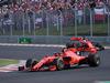GP UNGHERIA, 04.08.2019 - Gara, Charles Leclerc (MON) Ferrari SF90 davanti a Sebastian Vettel (GER) Ferrari SF90