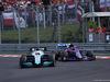 GP UNGHERIA, 04.08.2019 - Gara, George Russell (GBR) Williams Racing FW42 e Daniil Kvyat (RUS) Scuderia Toro Rosso STR14