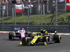 GP UNGHERIA, 04.08.2019 - Gara, Nico Hulkenberg (GER) Renault Sport F1 Team RS19 davanti a Sergio Perez (MEX) Racing Point F1 Team RP19