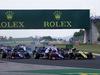 GP UNGHERIA, 04.08.2019 - Gara, Daniil Kvyat (RUS) Scuderia Toro Rosso STR14 e Nico Hulkenberg (GER) Renault Sport F1 Team RS19