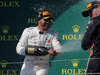 GP UNGHERIA, 04.08.2019 - Gara, Lewis Hamilton (GBR) Mercedes AMG F1 W10 vincitore e 2à Max Verstappen (NED) Red Bull Racing RB15