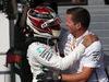 GP UNGHERIA, 04.08.2019 - Gara, Lewis Hamilton (GBR) Mercedes AMG F1 W10 vincitore