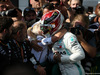 GP UNGHERIA, 04.08.2019 - Gara, Angela Cullen (NZL) Mercedes AMG F1 Physiotherapist of Lewis Hamilton (GBR)  e Lewis Hamilton (GBR) Mercedes AMG F1 W10 vincitore
