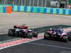 GP UNGHERIA, 04.08.2019 - Gara, Antonio Giovinazzi (ITA) Alfa Romeo Racing C38 e Lance Stroll (CDN) Racing Point F1 Team RP19
