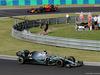 GP UNGHERIA, 04.08.2019 - Gara, Lewis Hamilton (GBR) Mercedes AMG F1 W10 davanti a Max Verstappen (NED) Red Bull Racing RB15