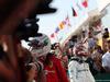 GP UNGHERIA, 04.08.2019 - Gara, 3rd place Sebastian Vettel (GER) Ferrari SF90 e Lewis Hamilton (GBR) Mercedes AMG F1 W10 vincitore
