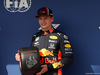 GP UNGHERIA, 03.08.2019 - Qualifiche, Max Verstappen (NED) Red Bull Racing RB15 pole position