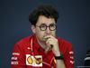 GP UNGHERIA, 02.08.2019 - Conferenza Stampa, Mattia Binotto (ITA) Ferrari Team Principal