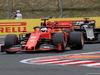 GP UNGHERIA, 02.08.2019 - Free Practice 1, Sebastian Vettel (GER) Ferrari SF90 e Romain Grosjean (FRA) Haas F1 Team VF-19