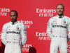 GP USA, 03.11.2019- Podium, winner Valtteri Bottas (FIN) Mercedes AMG F1 W10 EQ Power, 2nd Lewis Hamilton (GBR) Mercedes AMG F1 W10 EQ 2019 World Champion